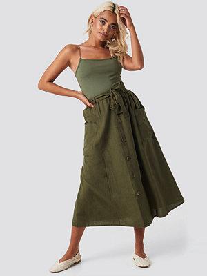 Sisters Point Bina Skirt grön