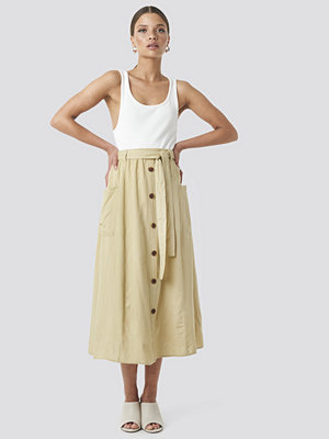 Sisters Point Bina Skirt beige