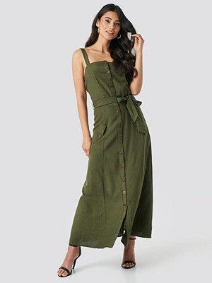 Sisters Point Bina Dress grön