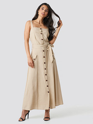 Sisters Point Bina Dress beige