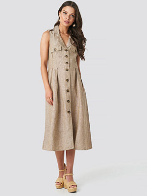 Mango Seul Dress beige
