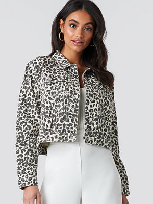 Mango Animal Jacket multicolor