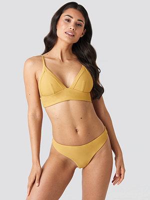 NA-KD Swimwear Bikiniunderdel gul