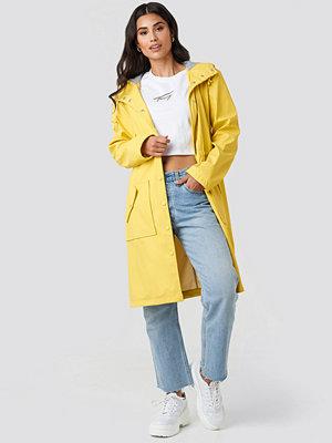 NA-KD Raincoat gul