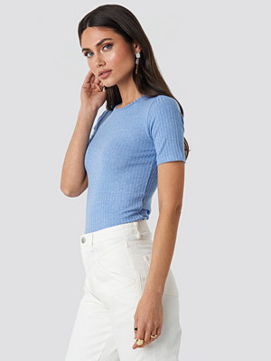 T-shirts - Sisters Point Pro-Short Sleeve Top blå