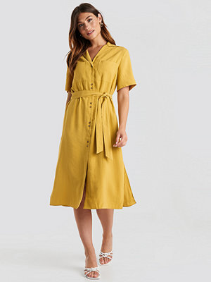 Mango Odena Dress gul