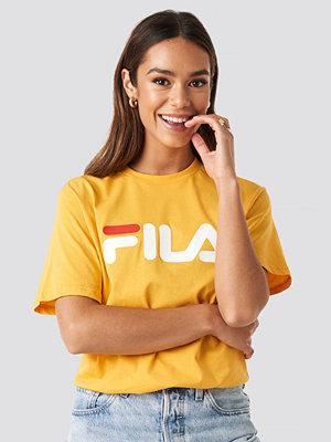 T-shirts - Fila Classic Pure Tee gul