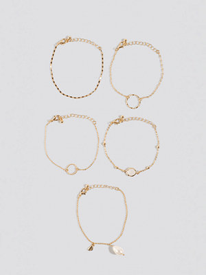 Mango smycke Cata Bracelet guld