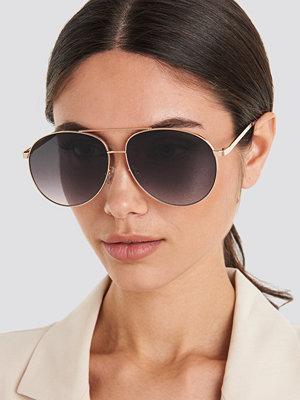 Mango Meagan Sunglasses guld