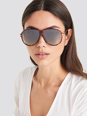 Solglasögon - Mango Molly Sunglasses brun