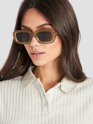 Solglasögon - Corlin Eyewear Casena Sunglasses beige
