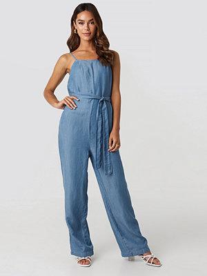 Mango Flexi One-Piece Suit blå