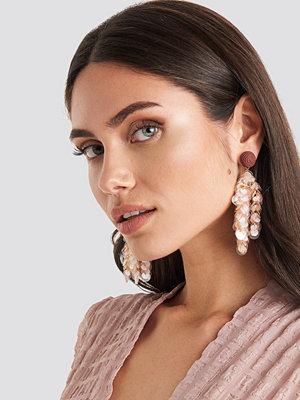 Mango smycke Daphne Earrings rosa
