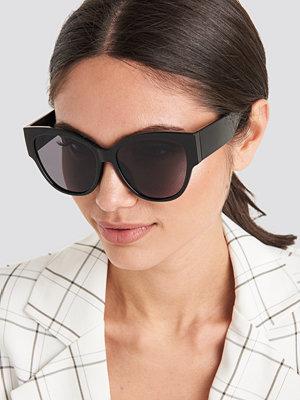 Mango Evas Sunglasses svart