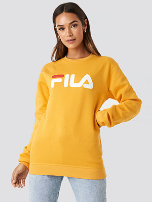 Fila Classic Pure Crew Sweat gul