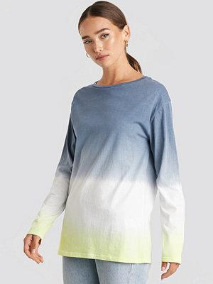 NA-KD Trend Tie Dye Long Sleeve T-shirt multicolor