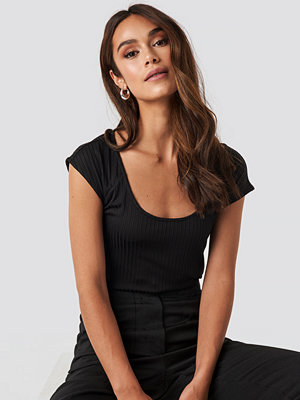 T-shirts - Rut & Circle Nikki Tank Top svart