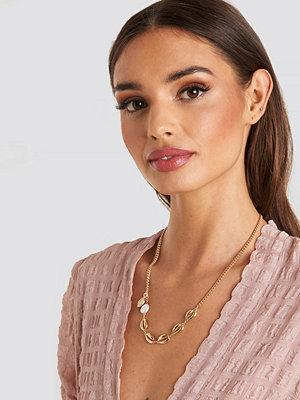 Trendyol smycke Sea Shell Necklace guld