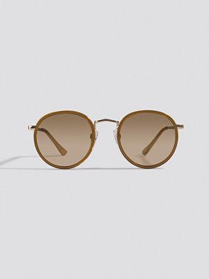 Mango Ariana Sunglasses brun
