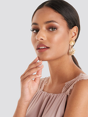 Trendyol smycke Sea Shell Pearl Detailed Earring guld