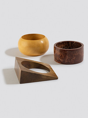 Mango smycke Adisa Bracelet brun