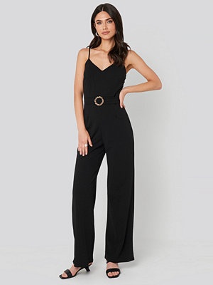 Sisters Point Galma Jumpsuit svart