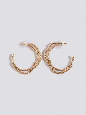 Mango smycke Miley Earrings guld