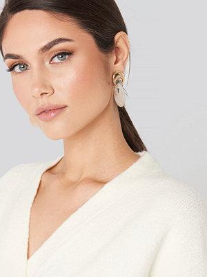 Mango smycke Aleia Earrings rosa guld