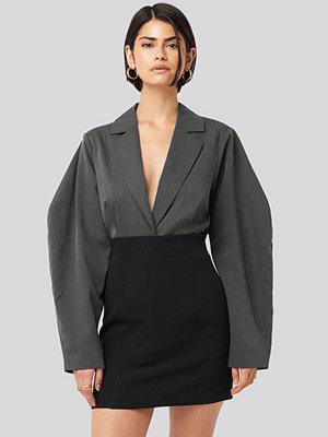 NA-KD Classic Mini Skirt svart