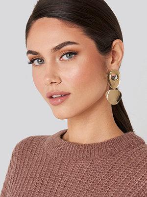 Mango smycke Daura Earrings guld