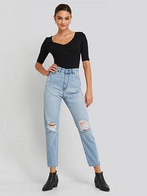 Jeans - Dr. Denim Nora Jeans blå