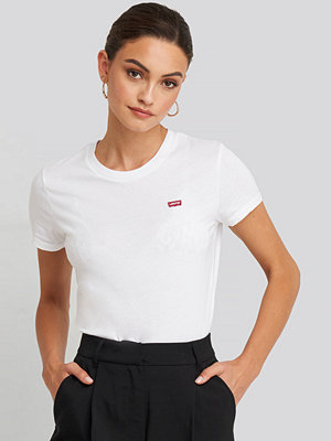 Levi's Perfect Tee Small Batwing vit