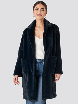 Sparkz Akita Long Coat blå
