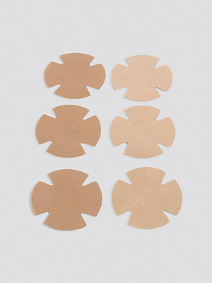 Freebra Thin Nipple Covers beige