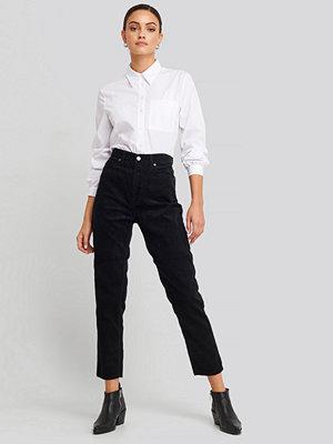 Dr. Denim Nora Jeans svart