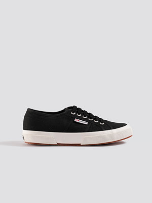Superga Märkessneakers svart