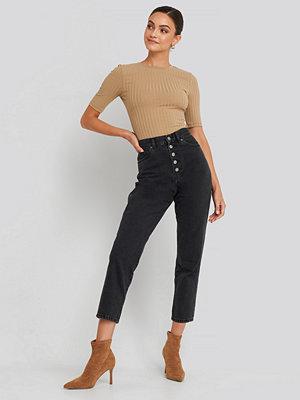 Jeans - Dr. Denim Nora Jeans svart