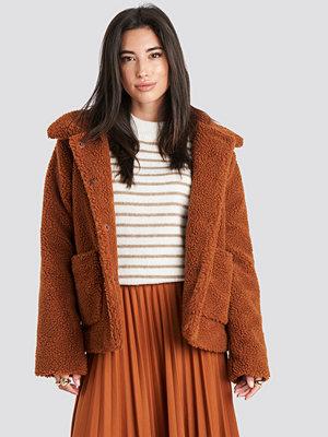 Sparkz Amina Jacket brun