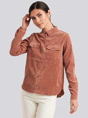 Sisters Point Vester Shirt rosa
