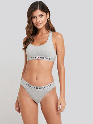 Tommy Hilfiger Cotton Coordinate Bikini grå