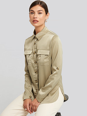 Skjortor - Sisters Point Etom Shirt grön