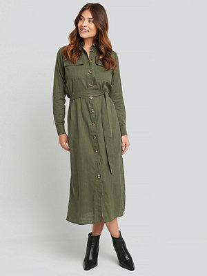 Sisters Point Gazzi Dress grön