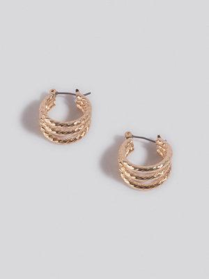 Mango smycke Sarah Earrings guld