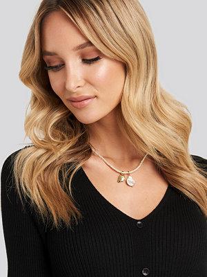 Mango smycke Lilo Necklace grå