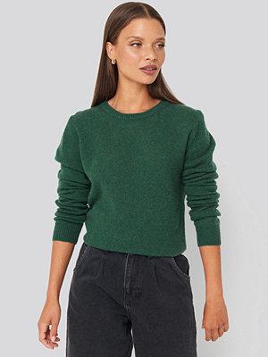 Sparkz Pure Cashmere O-Neck Pullover grön