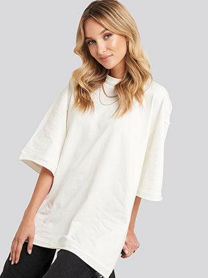 T-shirts - Beyyoglu Basic Sweatshirt vit