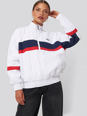 Fila Kaya Wind Jacket vit multicolor