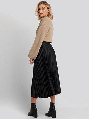 Kjolar - Mango Catia Skirt svart