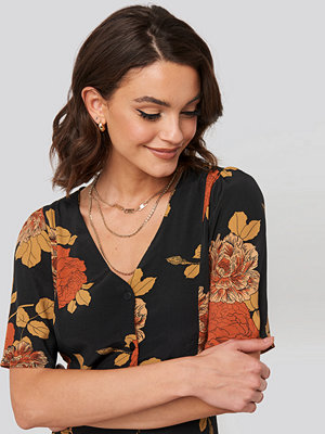 Mango smycke Rebecca Necklace guld