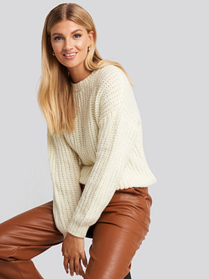 Trendyol Crew Neck Sweater vit